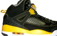 Black And Gold Jordans  7 Desktop Wallpaper