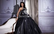Black And Gold Prom Dresses  5 Desktop Wallpaper
