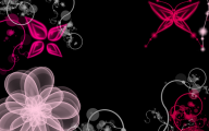 Black And Pink Wallpaper Borders 3 Desktop Background