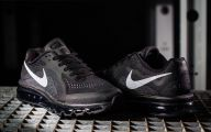 Black And Silver Air Max  37 Cool Hd Wallpaper