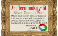 Black And Silver Artwork  19 Desktop Background