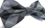 Black And Silver Bow Tie  11 Background