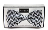 Black And Silver Bow Tie  18 Cool Hd Wallpaper
