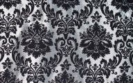 Black And Silver Damask Wallpaper  15 Hd Wallpaper