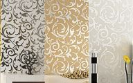 Black And Silver Damask Wallpaper  17 Background Wallpaper