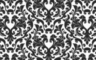 Black And Silver Damask Wallpaper  19 Hd Wallpaper