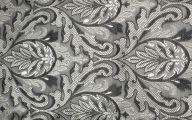 Black And Silver Fabric  9 Background Wallpaper