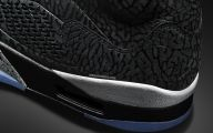Black And Silver Jordan 8  17 Widescreen Wallpaper