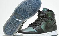 Black And Silver Jordans  6 Background Wallpaper
