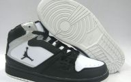 Black And Silver Jordans  8 Desktop Wallpaper