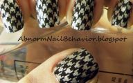 Black And Silver Nails  1 Cool Hd Wallpaper