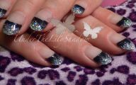 Black And Silver Nails  18 Cool Wallpaper