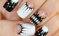 Black And Silver Nails  25 Free Wallpaper