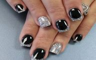 Black And Silver Nails  28 Wide Wallpaper