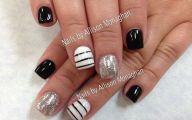 Black And Silver Nails  29 Wide Wallpaper