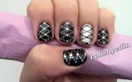 Black And Silver Nails  31 Hd Wallpaper