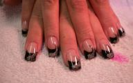 Black And Silver Nails  32 Desktop Wallpaper