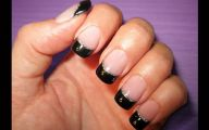 Black And Silver Nails  33 Background Wallpaper