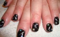 Black And Silver Nails  35 Wide Wallpaper