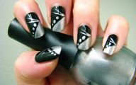Black And Silver Nails  7 Free Wallpaper