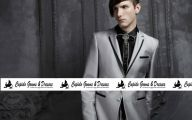 Black And Silver Suit  11 Background Wallpaper