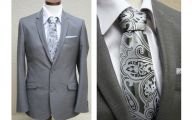 Black And Silver Suit  13 Cool Hd Wallpaper