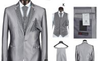 Black And Silver Suit  24 Desktop Background