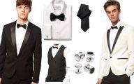 Black And Silver Tuxedo  19 Widescreen Wallpaper