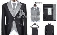 Black And Silver Tuxedo  29 Background