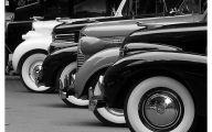 Black And White Cars  12 Desktop Wallpaper