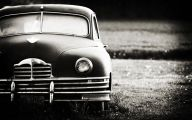 Black And White Cars  37 Widescreen Wallpaper
