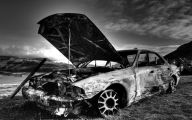 Black And White Cars Pictures  16 Wide Wallpaper