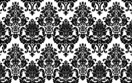 Black And White Damask Wallpaper 5 Background Wallpaper