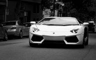 Black And White Exotic Cars  12 Desktop Wallpaper
