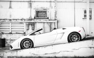 Black And White Exotic Cars  23 Background Wallpaper