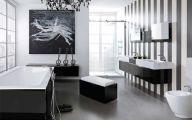 Black And White Wallpaper For Bathroom 22 Desktop Wallpaper