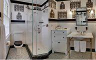 Black And White Wallpaper For Bathroom 27 Hd Wallpaper