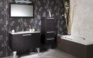 Black And White Wallpaper For Bathroom 4 Desktop Background