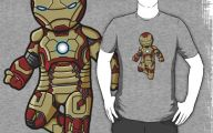 Black And Yellow Iron Man Suit  4 Cool Wallpaper
