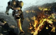 Black And Yellow Iron Man Suit  6 Hd Wallpaper