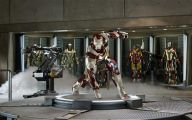 Black And Yellow Iron Man Suit  9 High Resolution Wallpaper
