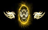 Black And Yellow Wallpaper  4 Hd Wallpaper