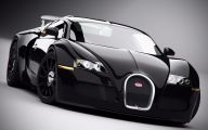Black Bugatti Wallpaper 3 Desktop Background