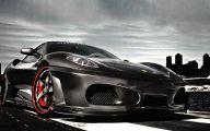 Black Ferrari Wallpaper 33 Wide Wallpaper