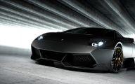 Black Lamborghini Wallpaper 11 Desktop Wallpaper