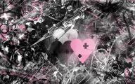 Black White And Pink Backgrounds 23 High Resolution Wallpaper