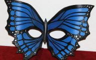 Blue And Black Butterfly  18 Hd Wallpaper