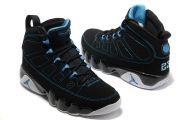 Blue And Black Jordans  22 Widescreen Wallpaper