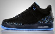 Blue And Black Jordans  32 Cool Hd Wallpaper