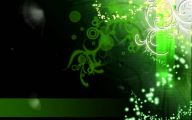 Green And Black Abstract Wallpaper  22 Hd Wallpaper